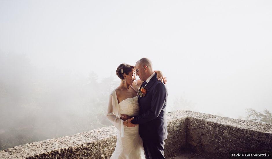 Il matrimonio di Marco e Marina a San Marino, San Marino
