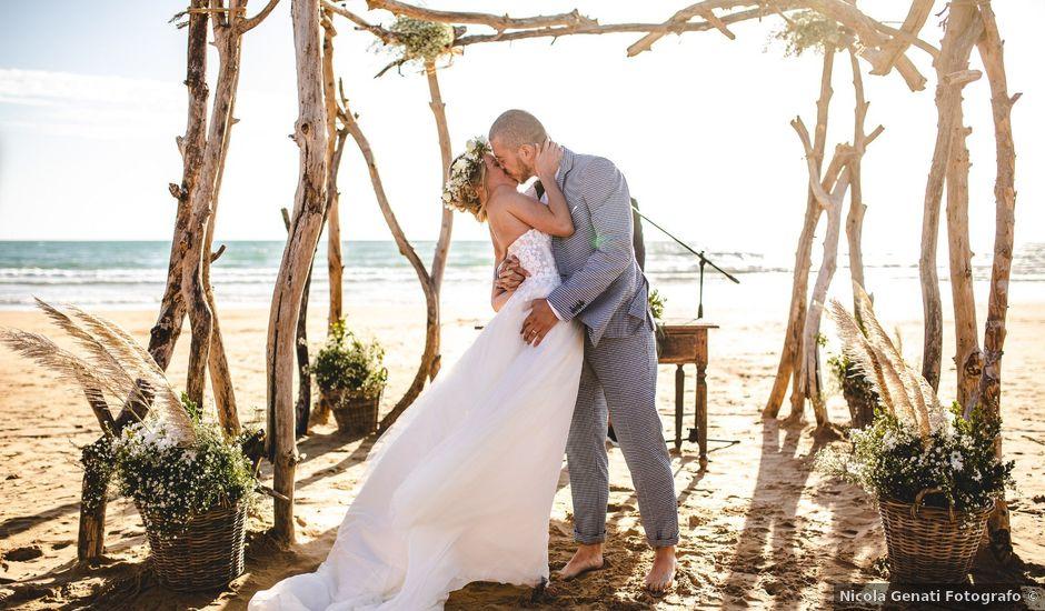 Il matrimonio di Jonathan e Valentina a Scicli, Ragusa