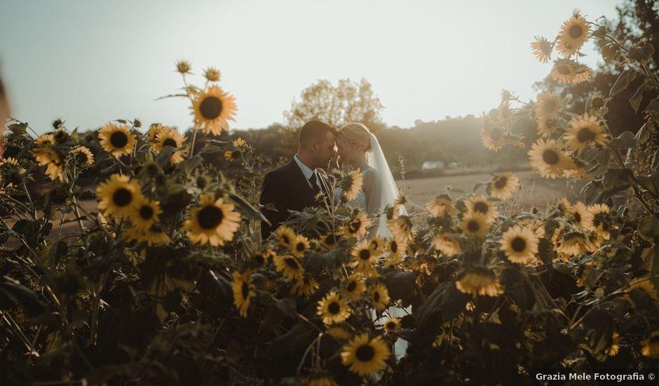 Il matrimonio di Davide e Sarah a Atzara, Nuoro