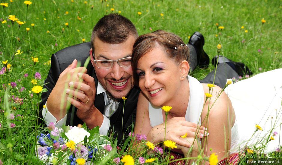 Il matrimonio di Ivana e Roberto a Dimaro, Trento