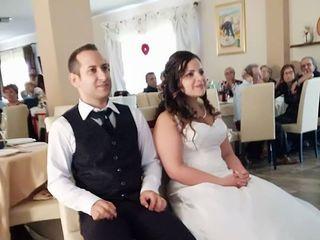 Le nozze di Gemma  e Alessandro Francesco 1