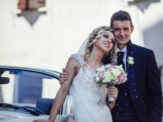 Le nozze di Deborah e Emanuele