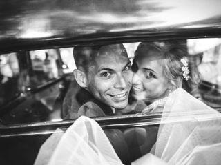 Le nozze di Ksenia e Gianluca