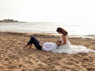 Le nozze di Antonio e Vittoria