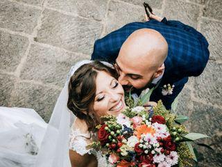 Le nozze di Federico e Valentina