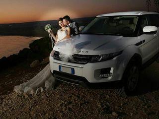 Le nozze di Ylenia e Gianluca