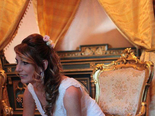 Il matrimonio di Marco e Elena a Subbiano, Arezzo 16