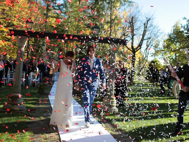 Il matrimonio di Marco e Elena a Subbiano, Arezzo 21