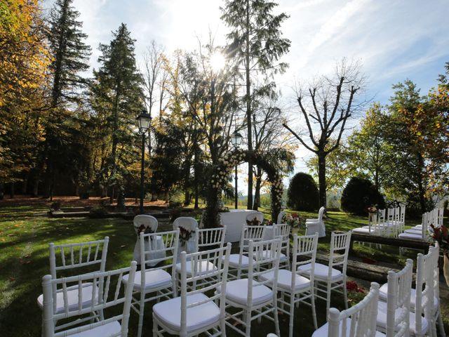 Il matrimonio di Marco e Elena a Subbiano, Arezzo 22