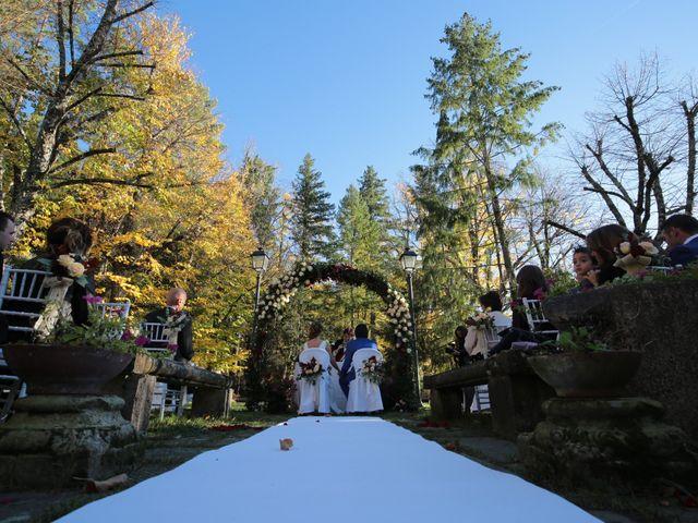 Il matrimonio di Marco e Elena a Subbiano, Arezzo 23