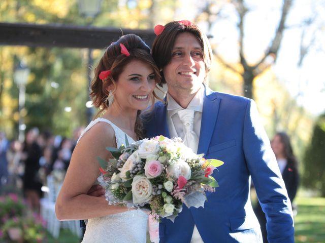 Il matrimonio di Marco e Elena a Subbiano, Arezzo 25