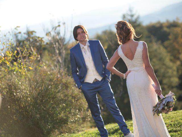 Il matrimonio di Marco e Elena a Subbiano, Arezzo 28