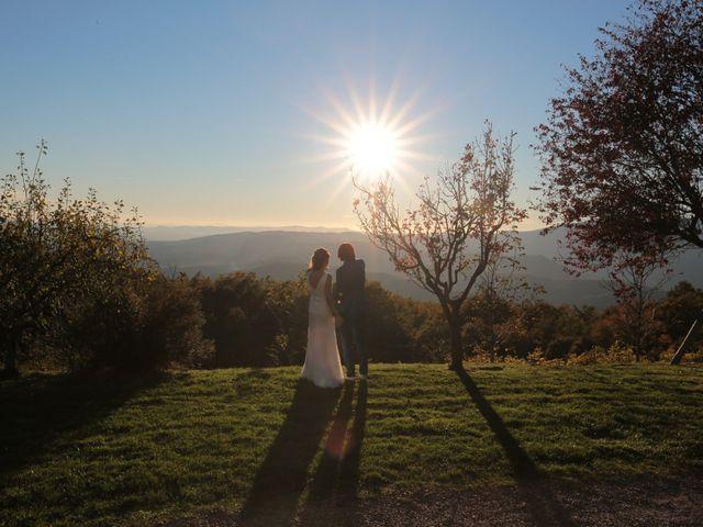 Il matrimonio di Marco e Elena a Subbiano, Arezzo 33