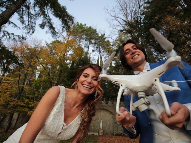 Il matrimonio di Marco e Elena a Subbiano, Arezzo 37