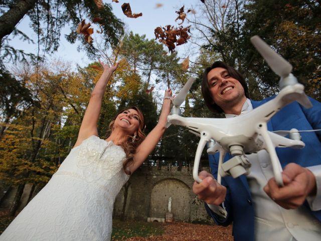 Il matrimonio di Marco e Elena a Subbiano, Arezzo 38