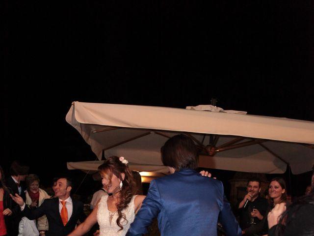 Il matrimonio di Marco e Elena a Subbiano, Arezzo 39