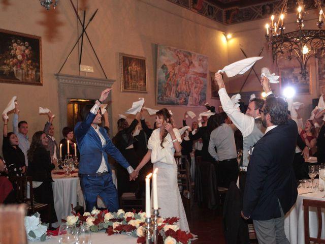 Il matrimonio di Marco e Elena a Subbiano, Arezzo 40