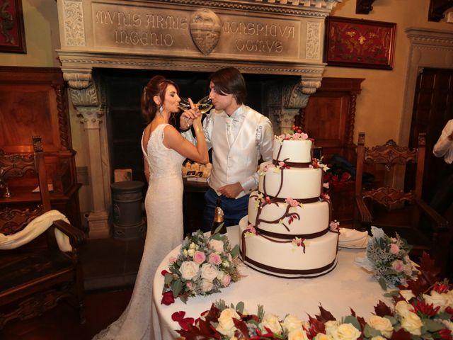 Il matrimonio di Marco e Elena a Subbiano, Arezzo 44