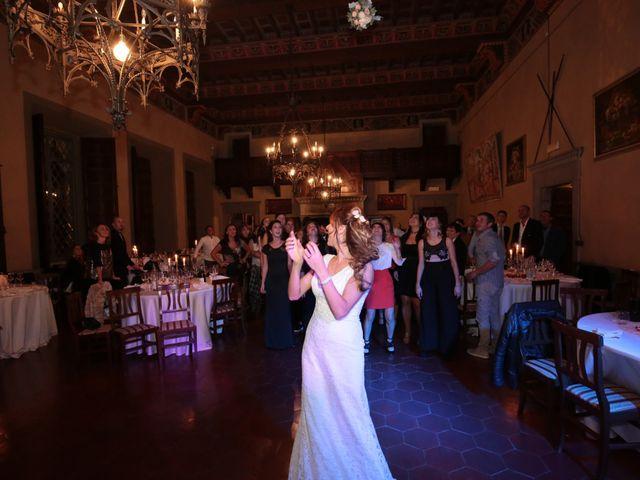 Il matrimonio di Marco e Elena a Subbiano, Arezzo 45