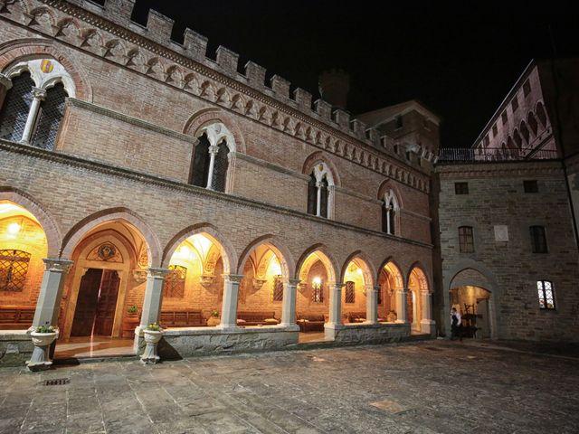 Il matrimonio di Marco e Elena a Subbiano, Arezzo 47