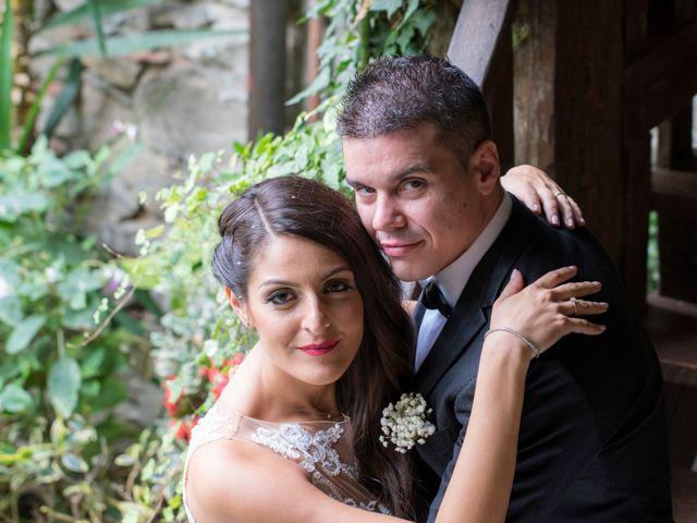 le nozze di Nunzia e Stefano