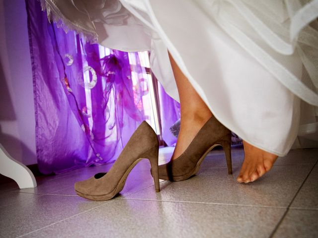 Il matrimonio di Emanuele e Serena a Monte Compatri, Roma 4