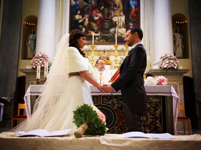 Il matrimonio di Emanuele e Serena a Monte Compatri, Roma 8