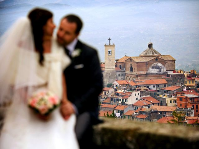 Il matrimonio di Emanuele e Serena a Monte Compatri, Roma 9