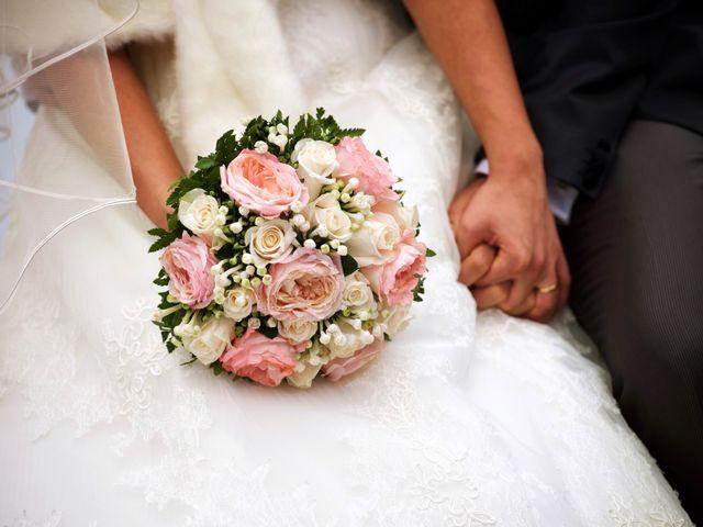 Il matrimonio di Emanuele e Serena a Monte Compatri, Roma 10