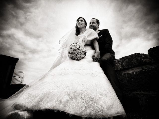 Il matrimonio di Emanuele e Serena a Monte Compatri, Roma 11