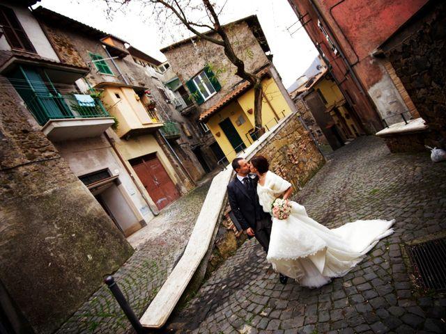 Il matrimonio di Emanuele e Serena a Monte Compatri, Roma 12