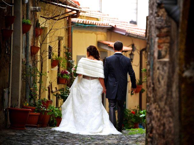 Il matrimonio di Emanuele e Serena a Monte Compatri, Roma 13