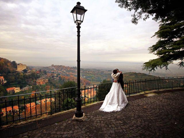Il matrimonio di Emanuele e Serena a Monte Compatri, Roma 14