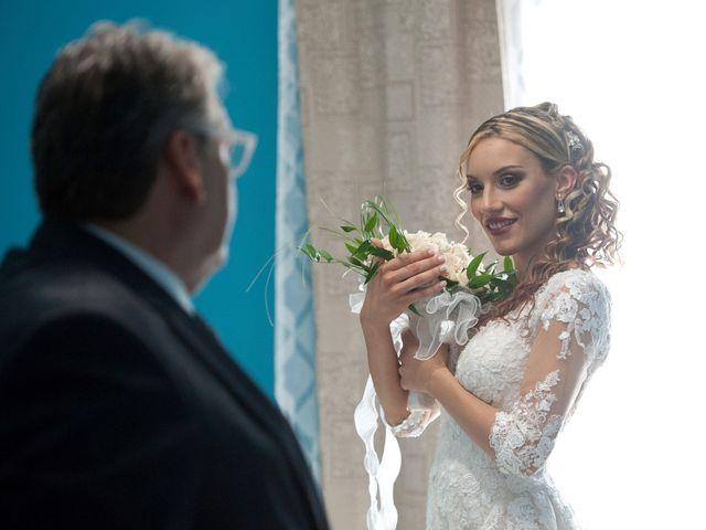 Il matrimonio di William e Alessia a Celano, L'Aquila 11