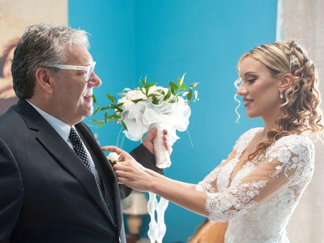 Il matrimonio di William e Alessia a Celano, L'Aquila 12