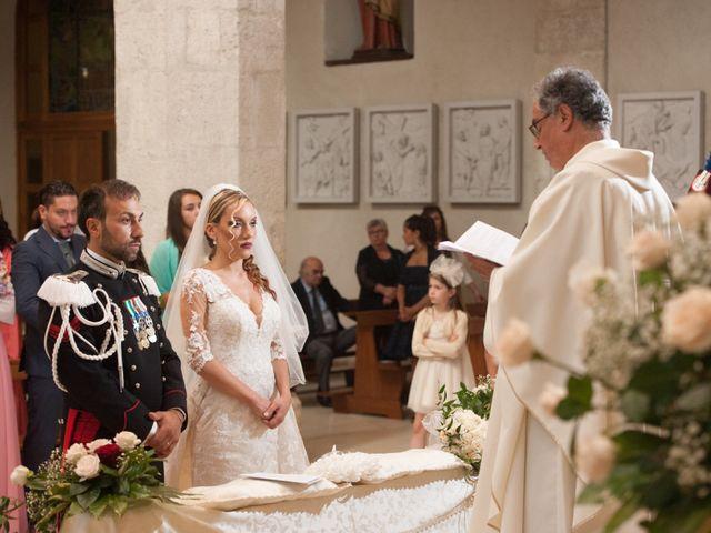 Il matrimonio di William e Alessia a Celano, L'Aquila 15