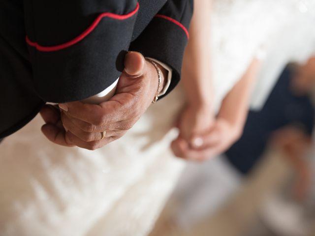 Il matrimonio di William e Alessia a Celano, L'Aquila 16