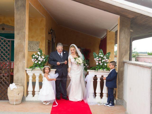 Il matrimonio di William e Alessia a Celano, L'Aquila 30