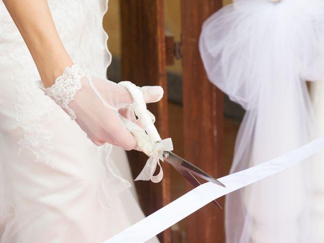 Il matrimonio di William e Alessia a Celano, L'Aquila 31