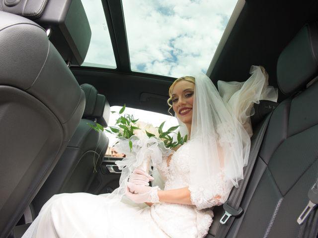 Il matrimonio di William e Alessia a Celano, L'Aquila 32