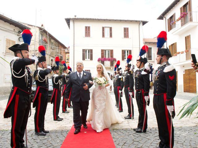 Il matrimonio di William e Alessia a Celano, L'Aquila 36