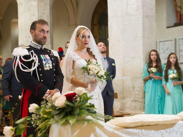 Il matrimonio di William e Alessia a Celano, L'Aquila 38