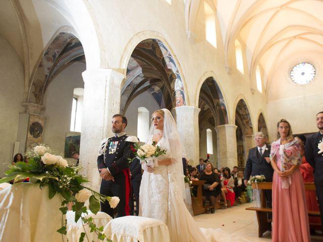 Il matrimonio di William e Alessia a Celano, L'Aquila 39