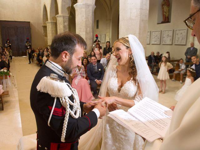 Il matrimonio di William e Alessia a Celano, L'Aquila 40