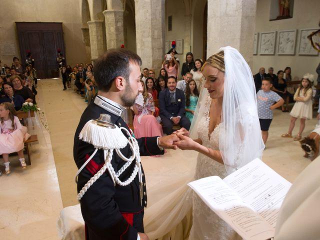 Il matrimonio di William e Alessia a Celano, L'Aquila 41