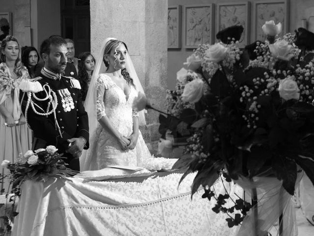 Il matrimonio di William e Alessia a Celano, L'Aquila 42