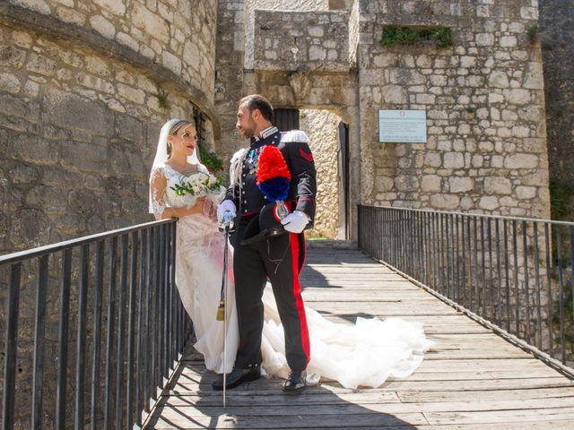 Il matrimonio di William e Alessia a Celano, L'Aquila 44