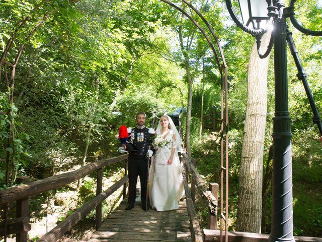 Il matrimonio di William e Alessia a Celano, L'Aquila 46