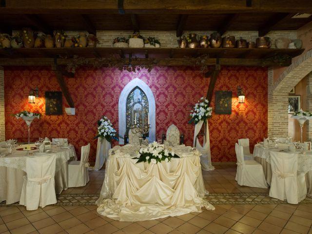 Il matrimonio di William e Alessia a Celano, L'Aquila 48