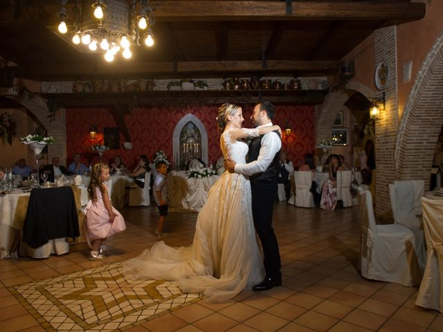 Il matrimonio di William e Alessia a Celano, L'Aquila 53